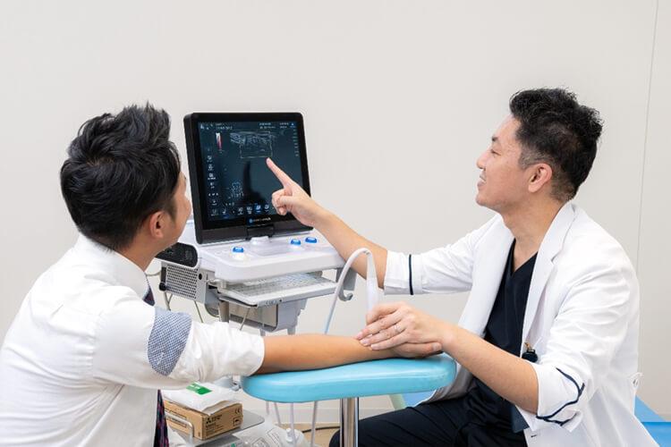 超音波診断