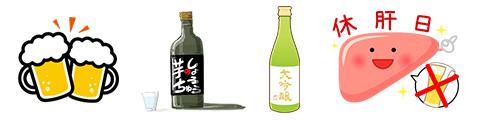 痛風(4)~高尿酸血症とアルコール~